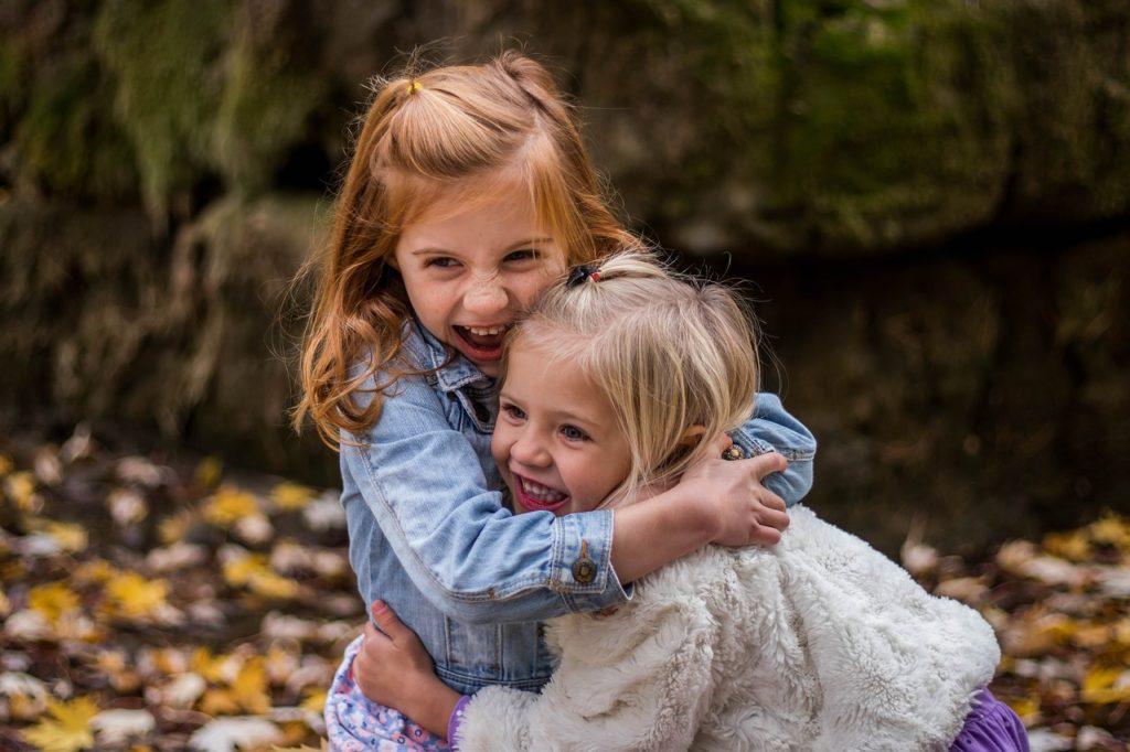 jeu pour filles et soeurs